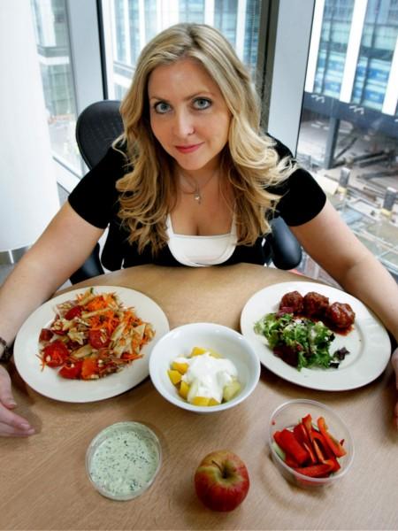 рассчитать питание для похудения